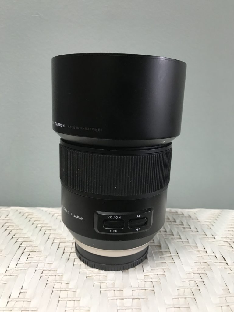 Tamron 85mm F/1.8 review